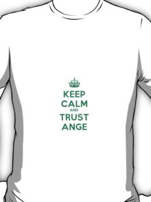 Socceroos - Keep Calm and Trust Ange T-Shirt