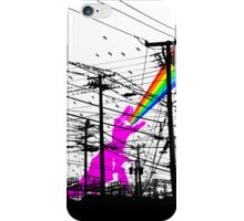 Other side of Anger iPhone Case/Skin