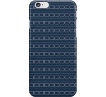 WEM-style vintage amplifier grill cloth iPhone Case/Skin