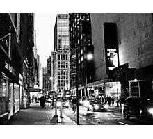 Gershwin Theatre Photographic Print