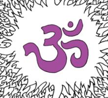 Aum 4 Sticker