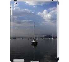 Calm Mooring iPad Case/Skin