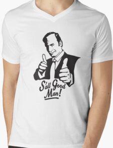 S'all Good Man! Mens V-Neck T-Shirt
