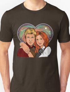Heart Shaped Universe T-Shirt