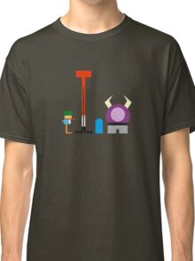 Minimalist Foster's Home for Imaginary Friends Classic T-Shirt
