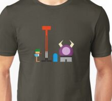 Minimalist Foster's Home for Imaginary Friends Unisex T-Shirt