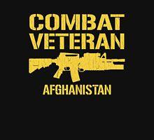 Combat Veteran Afghanistan (Distressed) T-Shirt