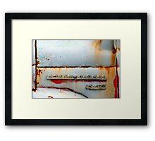 International AS-120 Framed Print