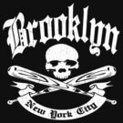 Brooklyn NYC (Distressed Vintage Design) by robotface