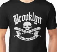 Brooklyn NYC (Distressed Vintage Design) Unisex T-Shirt