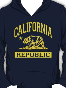 California Bear Republic (Vintage Distressed) T-Shirt