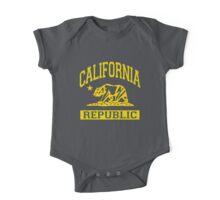 California Bear Republic (Vintage Distressed) One Piece - Short Sleeve