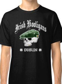 Irish Hooligans, Dublin (Vintage Distressed) Classic T-Shirt