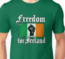 Freedom for Ireland (Vintage Distressed) Unisex T-Shirt