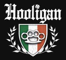Irish Hooligan Knuckle Crest (Vintage Distressed) by robotface