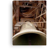 The Bell of Lamberti Canvas Print