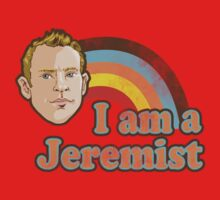 I am a Jeremist Kids Clothes