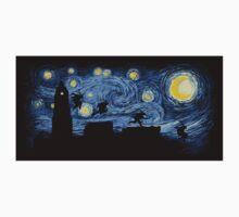 Starry Fight - STICKER by tyna