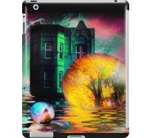 Escaping Illusions of Continuity iPad Case/Skin