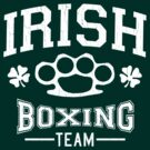 Irish Boxing Team (Vintage Distressed) by robotface