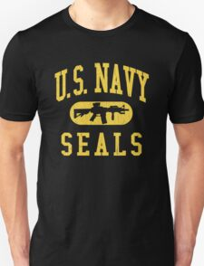 US Navy SEALS (Vintage Distressed Design) T-Shirt