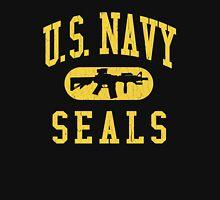 US Navy SEALS (Vintage Distressed Design) Unisex T-Shirt