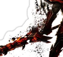 Dragonslayer Jarvan Sticker