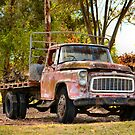 Vintage Truck 1 by Bami