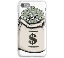 Money Bag iPhone Case/Skin