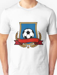 Football Club Emblem Unisex T-Shirt