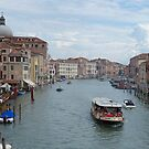 Grand Canal, Venice by roger smith