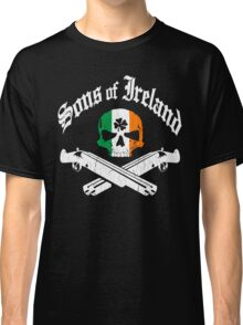 Sons of Ireland (Vintage Distressed Design) Classic T-Shirt
