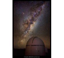 Chasing Stars Photographic Print