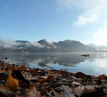 Tegernsee Autumn by PierPhotography