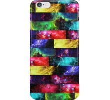 Galaxy Bricks iPhone Case/Skin
