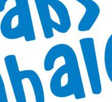 Dabs Inhaled Sticker