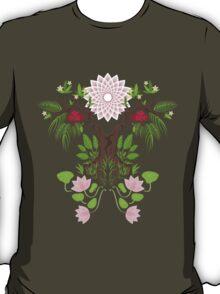Jungle spirit face T-Shirt