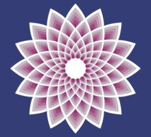 Lotus mandala t-shirt T-Shirt