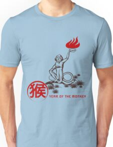 Fire Monkey Unisex T-Shirt