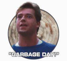 Garbage Day! by tovette