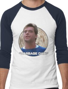 Garbage Day! Men's Baseball ¾ T-Shirt