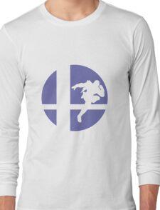 Captain Falcon - Super Smash Bros. Long Sleeve T-Shirt