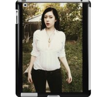 His blood coursed through my veins sweeter than life itself... iPad Case/Skin