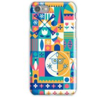A Small World iPhone Case/Skin