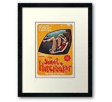 Sweet Hitchhiker Framed Print