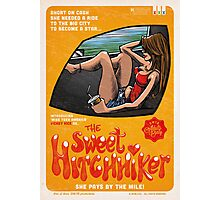 Sweet Hitchhiker Photographic Print
