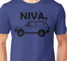 Lada Niva - 'Niva' Unisex T-Shirt
