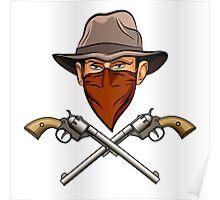 Bandit wit a Guns Poster