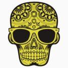 Mexican Skull by Stefan Goldman