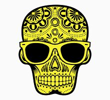 Mexican Skull Men's Baseball ¾ T-Shirt